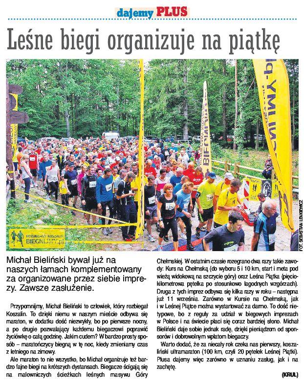 Teraz Koszalin - 28 sierpnia 2014 r.